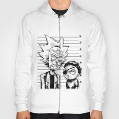 Rick and Morty Hoody
