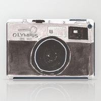 My Camera, Your Camera iPad Case