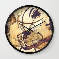Ranaquattroluigicentotre… Wall Clock