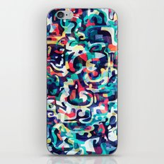 I Love Everything About You iPhone & iPod Skin