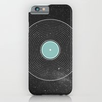 Space Disco iPhone 6 Slim Case