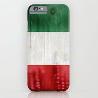 italy iPhone & iPod Cases featuring Italy by Arken25