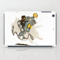 Ahhhh! Run Faster!  iPad Case