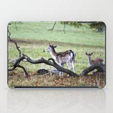 Deer in the Woods iPad Case