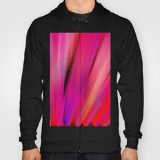 Re-Created  Feather iv by Robert S. Lee Hoody