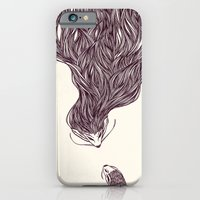 iPhone & iPod Case featuring Father and son by Jimmy Tan