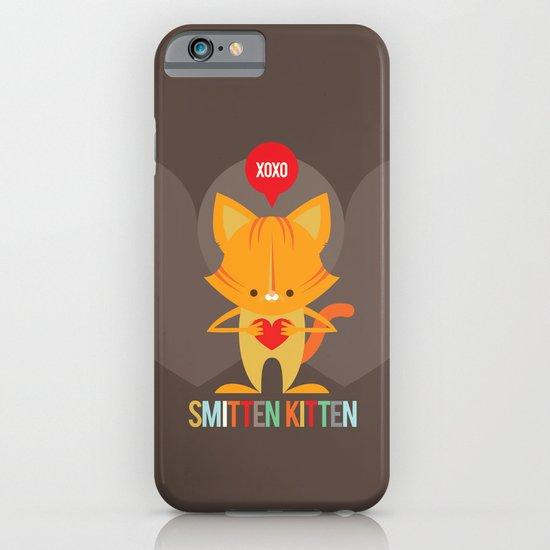 Smitten Kitten iPhone & iPod Case