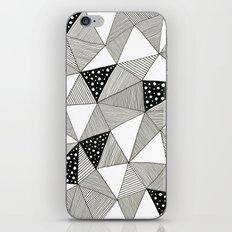 Pattern Triangles iPhone & iPod Skin