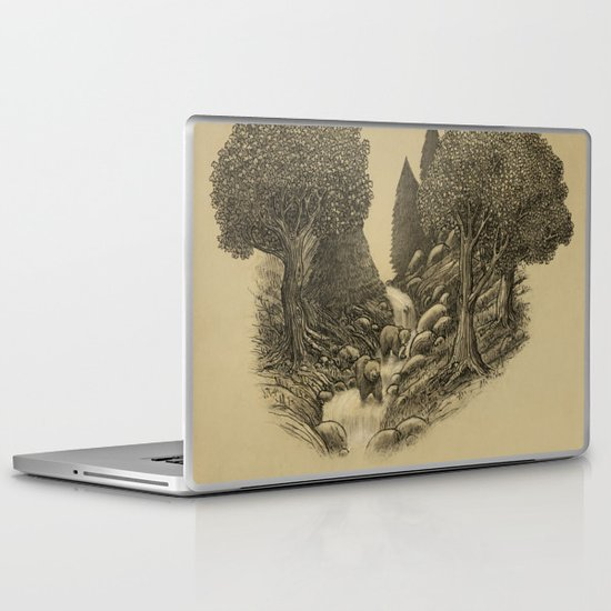 Bear Creek  Laptop & iPad Skin