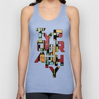 Retro Switch. Unisex Tank Top