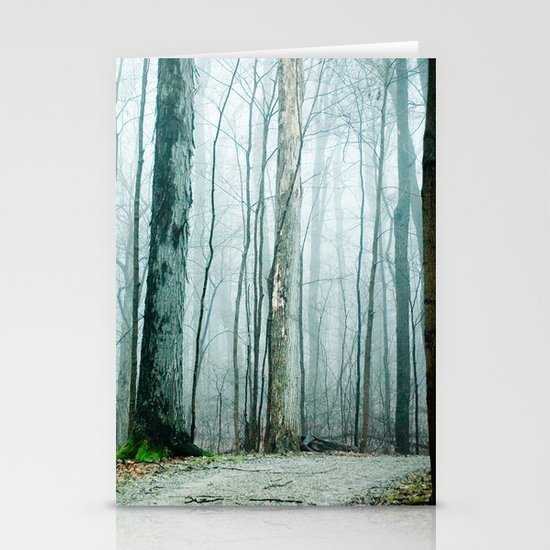 Feel the Moment Slip Away Stationery Card