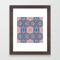Kaleidoscope #3 Framed Art Print
