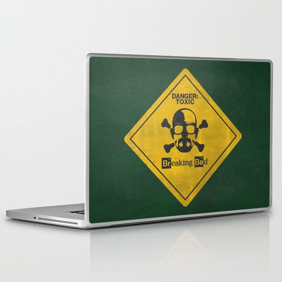 BB Poster 02 Laptop & iPad Skin