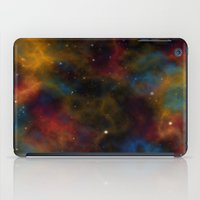 Final Frontier Abstract 2 iPad Case