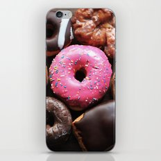 Mmmm Donuts iPhone & iPod Skin