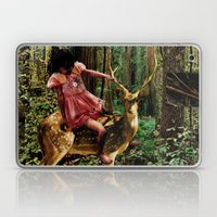 Deerlove | Collage Laptop & iPad Skin