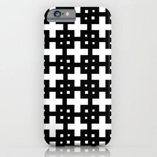 Telder Black & White iPhone & iPod Case