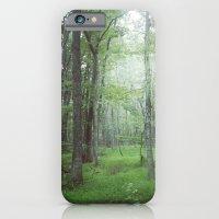Foggy Forest Landscape P… iPhone 6 Slim Case