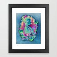 Bayou Beauty Framed Art Print