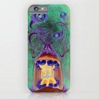iPhone & iPod Case featuring BLARGH by Bili Kribbs