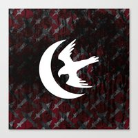 Game Of Thrones - House … Canvas Print