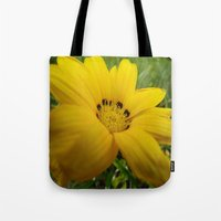 Yellow Feeling Tote Bag
