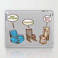 Musical Chairs Laptop & iPad Skin