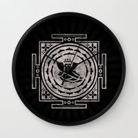 Ganesh Sun Wall Clock