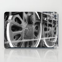 The Wheels Are Turning iPad Case
