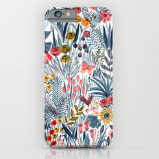 Flowers iPhone 6 Slim Case
