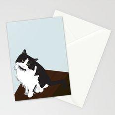 Mina the Cat Stationery Cards