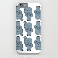 iPhone & iPod Case featuring happily by sandra sisofo