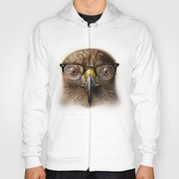 Hipster Eagle Hoody