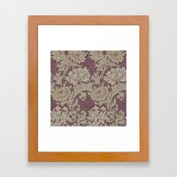 Chrysanthemum By William Morris Framed Art Print