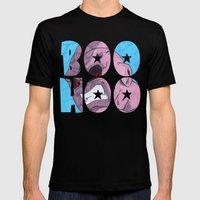 Super Buu Mens Fitted Tee Black SMALL