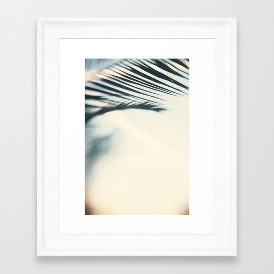 Shade II Framed Art Print