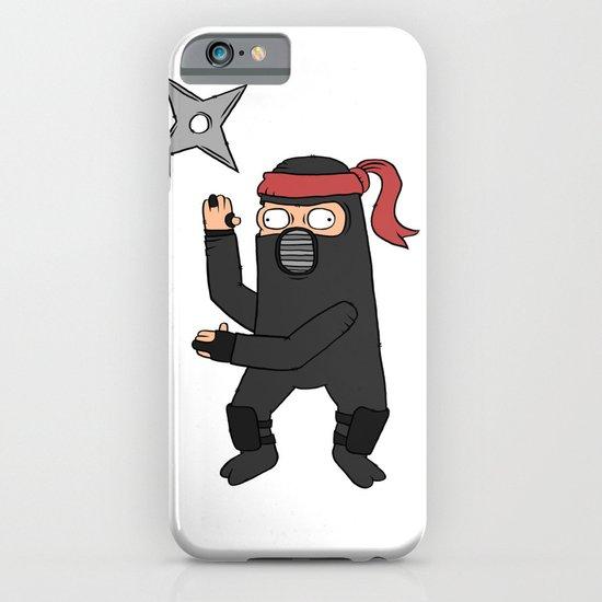 go_ninja iPhone & iPod Case