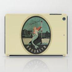Mermaid Brooklyn iPad Case