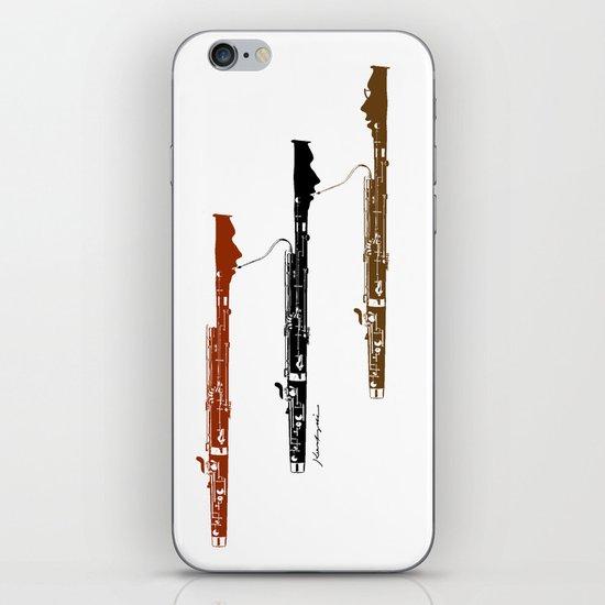 Bassoon Trio  iPhone & iPod Skin