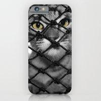 Tiger Inside iPhone 6 Slim Case
