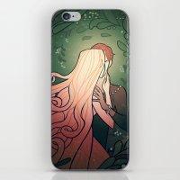 Mistletoe iPhone & iPod Skin