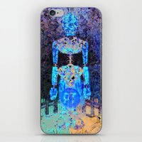 Le Chariot iPhone & iPod Skin