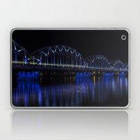 Railroad bridge Laptop & iPad Skin