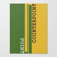 Weekend Update: Point Co… Canvas Print