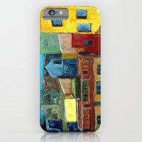 Barcelona Rooftops iPhone 6 Slim Case