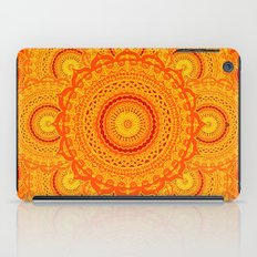 omulyána dancing gallery mandala iPad Case