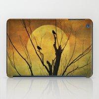 Red Sky at Night iPad Case