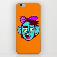 Rad Homie iPhone & iPod Skin