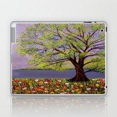 Summer landscape-2 Laptop & iPad Skin