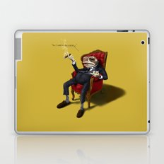 Fly in My Soup (Colour) Laptop & iPad Skin